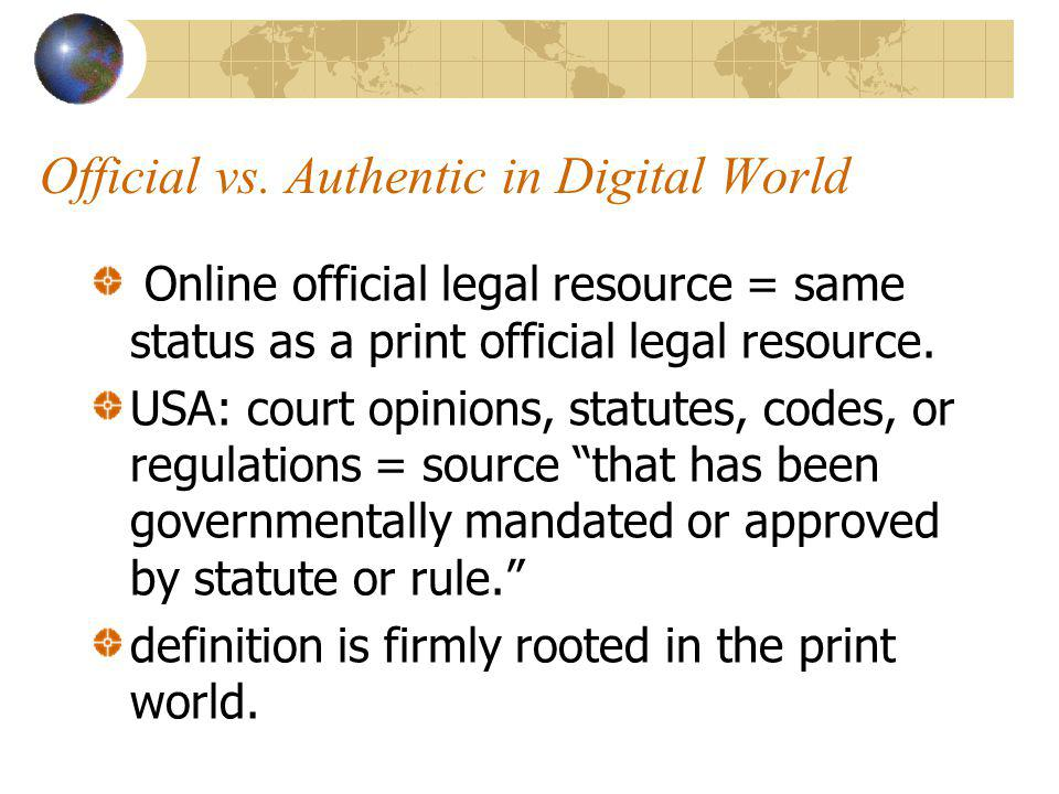 Europe, Brazil, USA, other countries of the world Cultivating, Destroying and Tweaking Trust in the Digital Age, International Herald Tribune, Monday, August 13, 2012 IFLA standard.