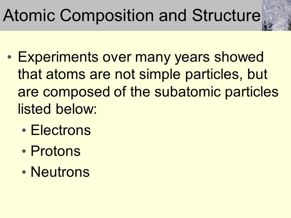 Example: Components of Ions Fill in the blanks.