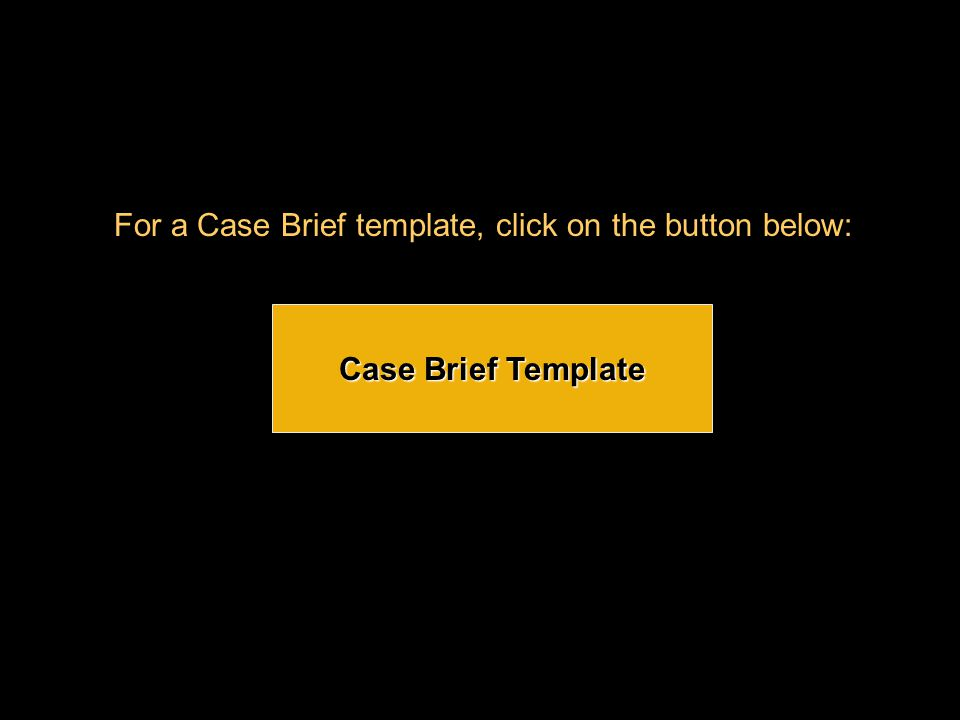 The HTS Law School Guide to Preparing a Case Brief. - ppt download