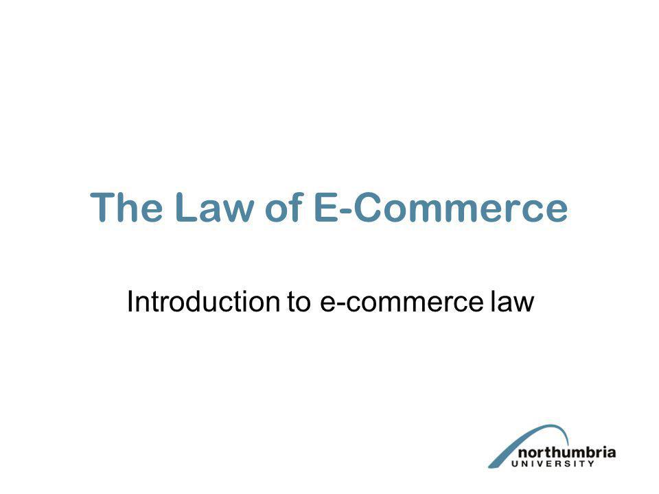 How can e-commerce be effected.E-commerce can be effected in two main ways.