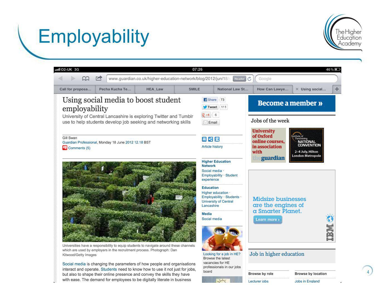 4 Employability