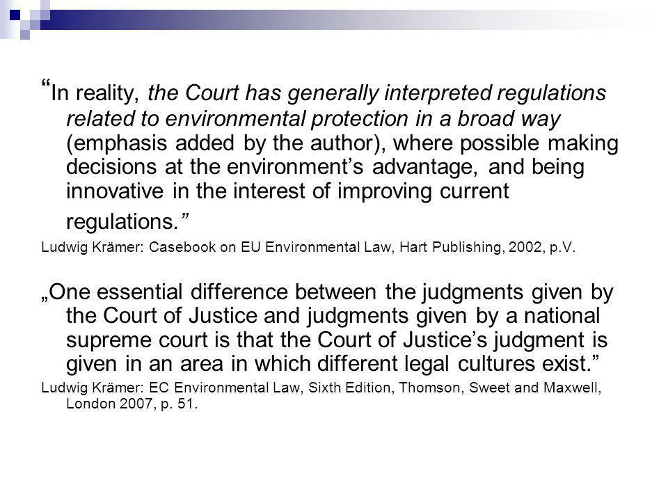 Interpretation of directives as summarized in C-60/01, Commission v.
