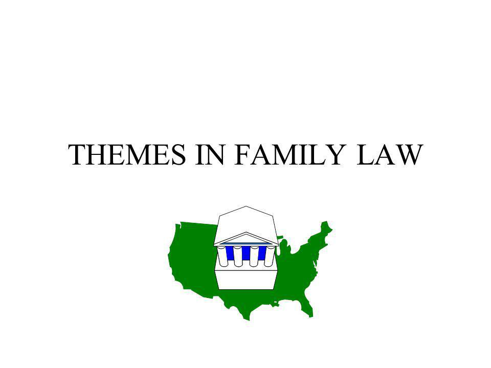 How to Implement Laws Inadequate supply of free or low cost legal assistance Access to lawyers limited: increase in pro se (without lawyers) litigants Family law cases largest part of civil caseload in state courts