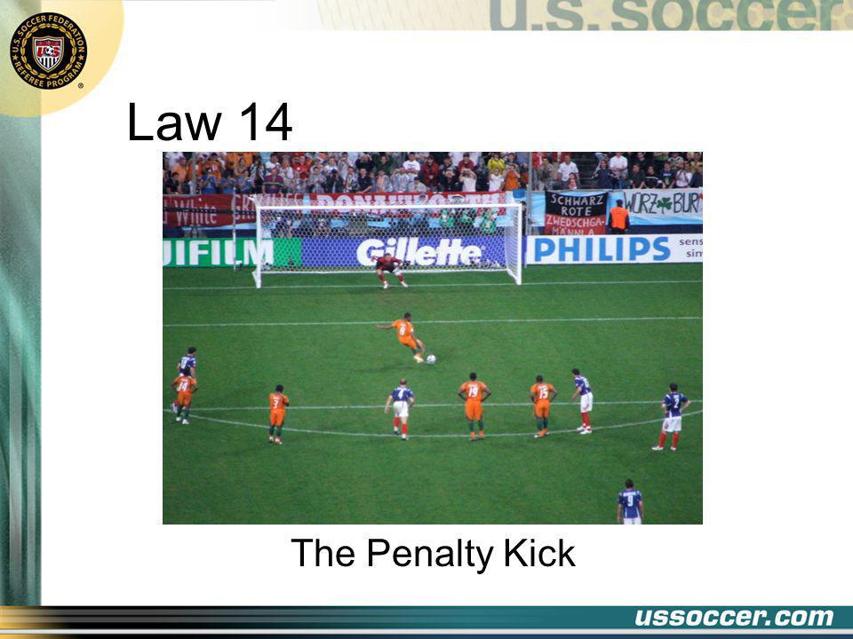 32 Kicks from the Penalty Mark When a team finishes the match with a greater number of players than their opponents, they shall reduce their numbers to equate with that of their opponents and inform the referee of the name and number of each player excluded.