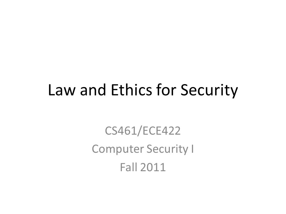 Slide #6-2 Overview Cybercrime Intellectual property Law and privacy Ethics