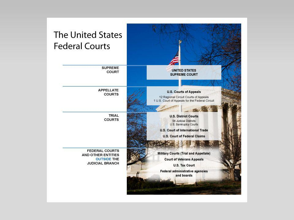 The United States Federal Court of Appeals