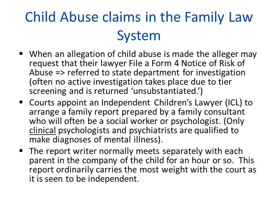 What is Revealed Illustrates the risk management approach to childrens safety.