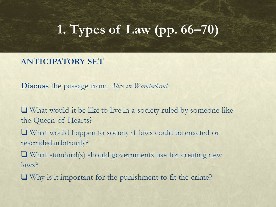 ALTERNATIVE ASSESSMENT Discuss the following question: We are forbidden to obey unjust laws.