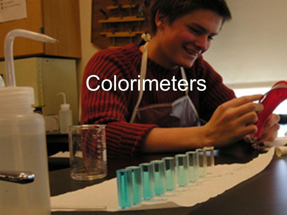 Colorimeters