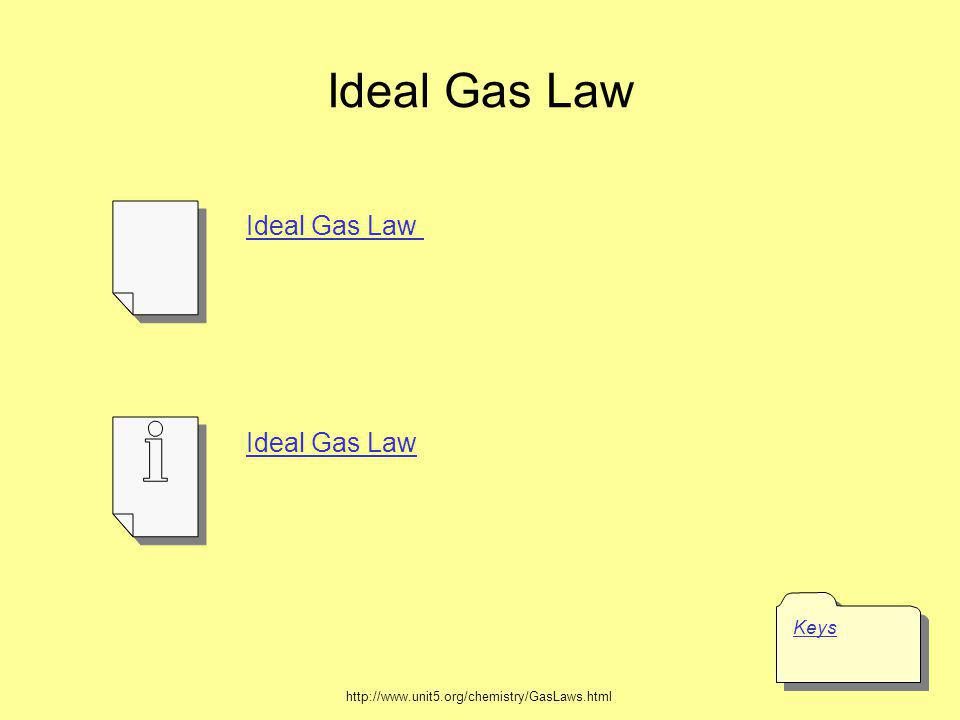 Ideal Gas Law What is the volume that 500 g of iodine will occupy under the conditions: Temp = 300 o C and Pressure = 740 mm Hg? Step 1) Write down gi