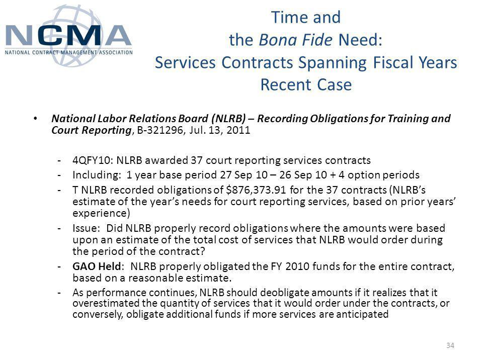 National Labor Relations Board (NLRB) – Recording Obligations for Training and Court Reporting, B , Jul.