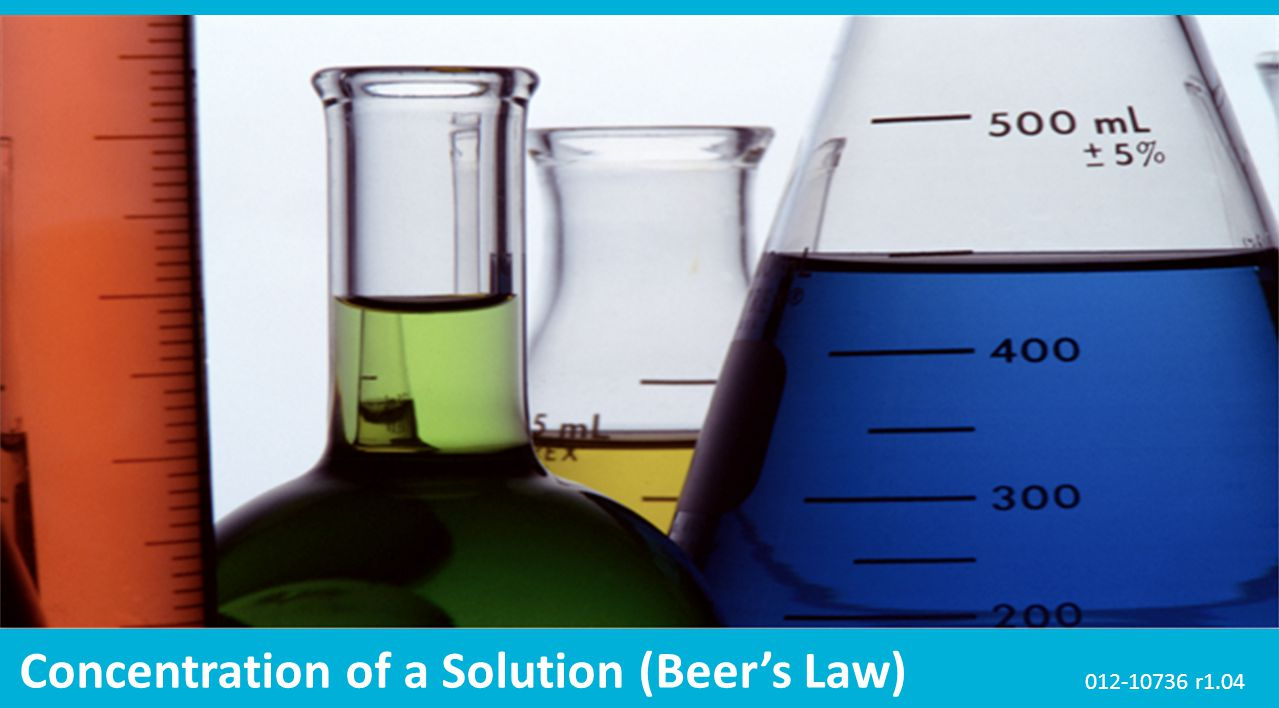 Safety Follow all common laboratory safety procedures.