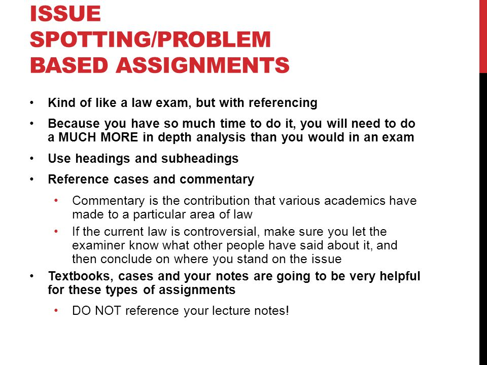 SO IF AN ASSIGNMENT IS OPTIONAL, WHY SHOULD I DO IT.