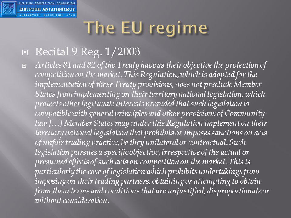 Recital 9 Reg.