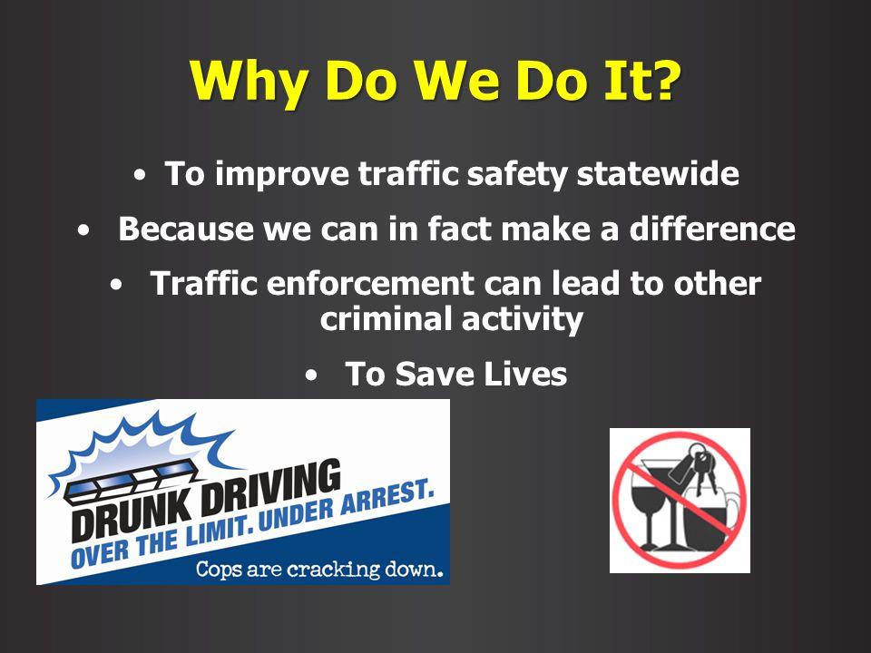 What Should Law Enforcement Do.