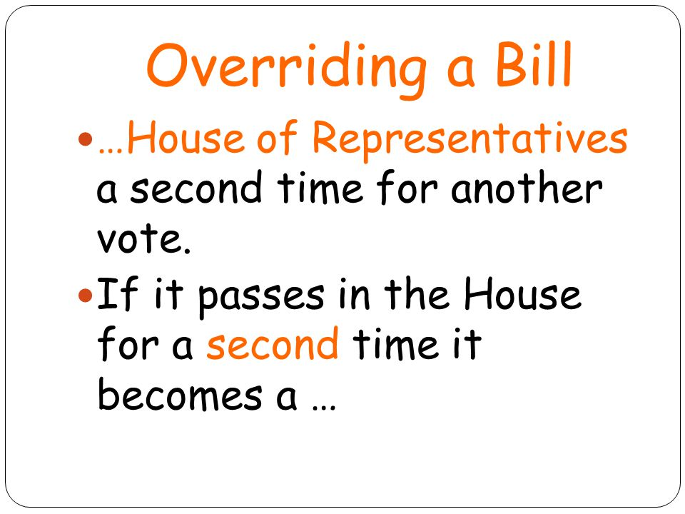 Yes, a bill can be written by either a senator or a representative.