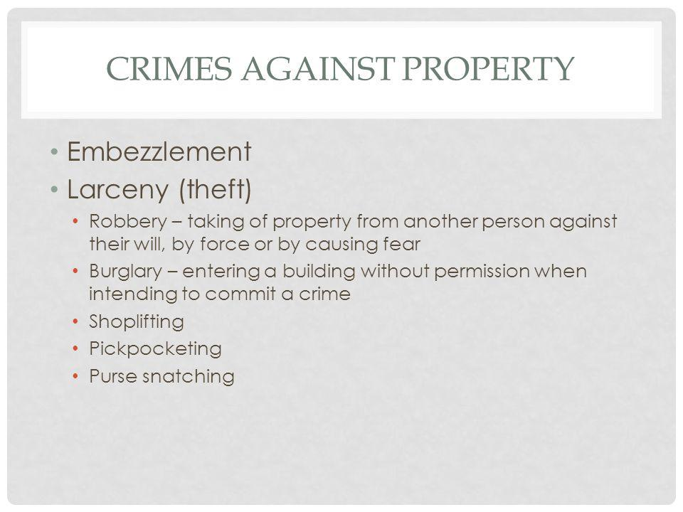 DEFENSES TO CRIMINAL CHARGES Procedural defenses Problems with the way evidence is obtained or way accused is handled (i.e.