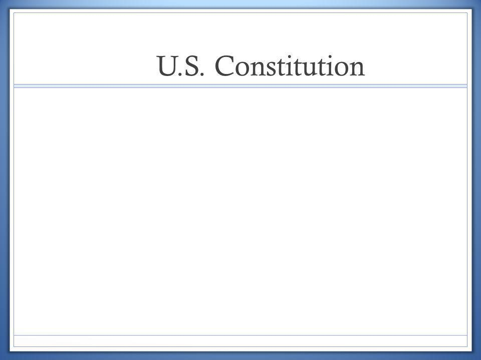 Articles: Federal-State Power Federalism Division of power between federal government and states/people.