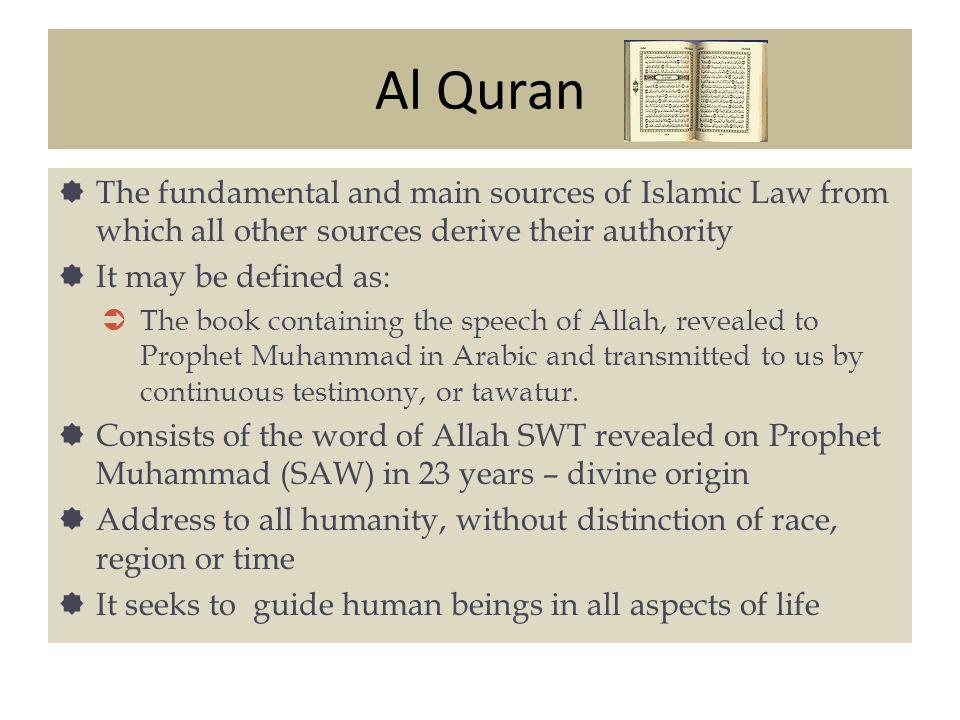 RULINGS RELATED TO SHARIAH Wajib (Obligatory) Mandub (Voluntary) Mubah (Permissible) Makruh (Disliked) Haram (Forbidden)