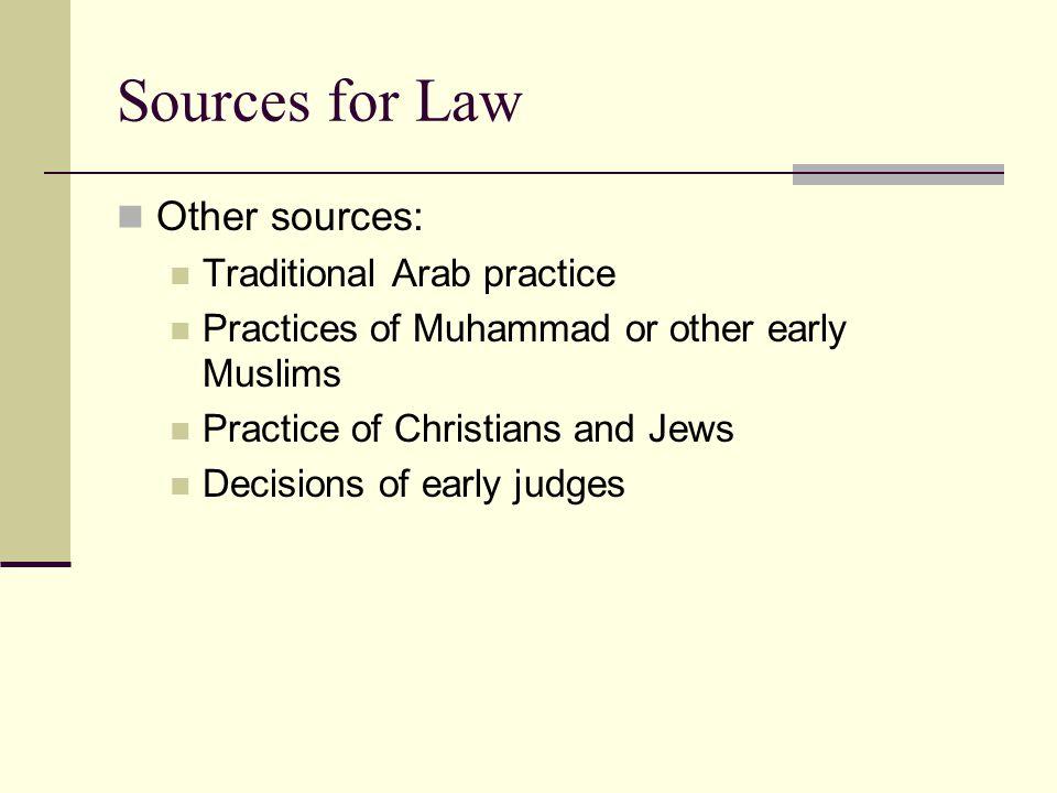 New Paths in Sharia Muhammad Abduh Sayyid Sabiq Fazlur Rahman Khaled Abou El Fadl: Puritans vs.