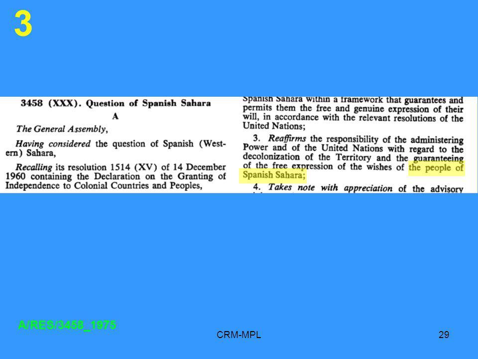 CRM-MPL29 3 A/RES/3458_1975