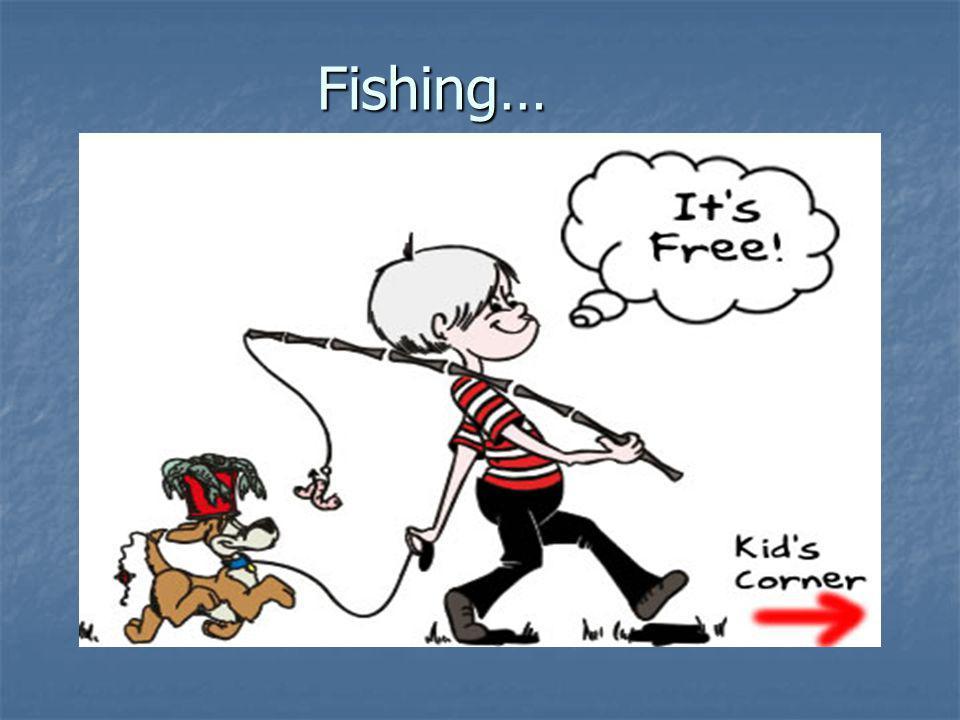 Fishing…