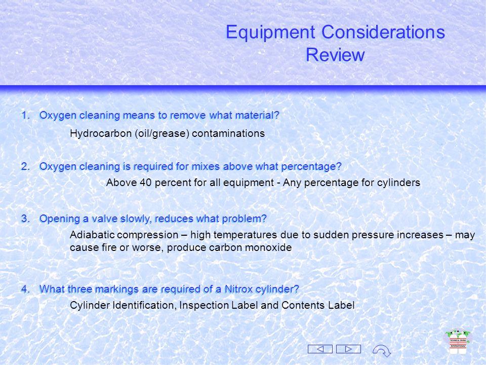 Partial Pressure Nitrox Production Membrane Separation Continuous Blending Nitrox Production