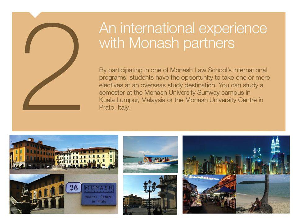 2. International opportunities