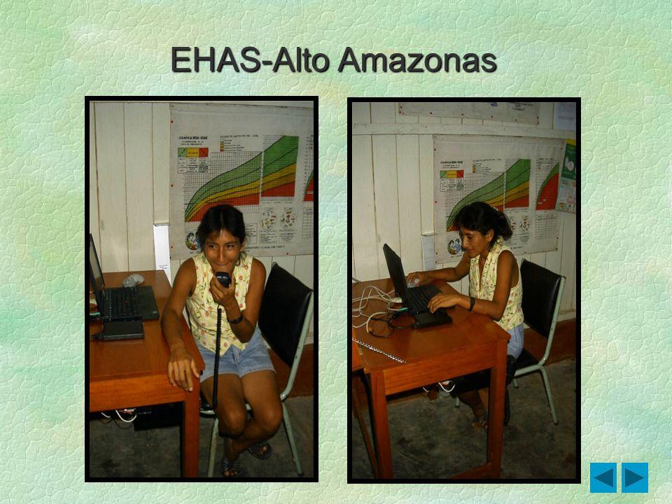 EHAS-Alto Amazonas