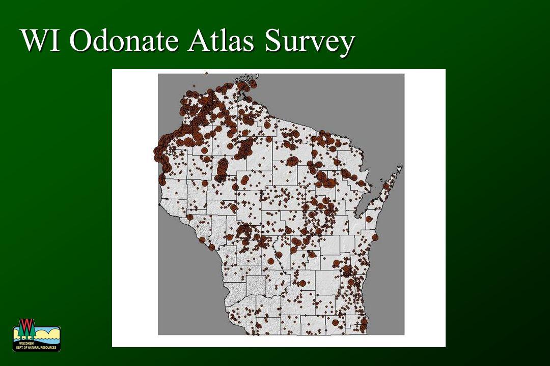 WI Odonate Atlas Survey