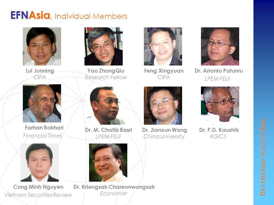 Lui Junning CIPA Feng Xingyuan CIPA Yao ZhongQiu Research Fellow Dr.