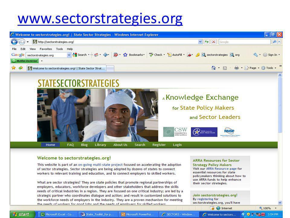 www.sectorstrategies.org