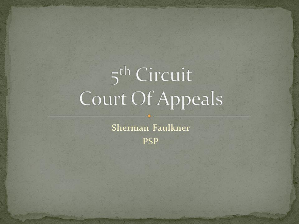 Established on June 16, 1891 Formally established on September 4, 1893 17 active judges Chief judge: Carl E.