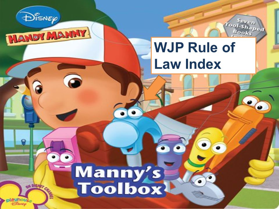 29 WJP Rule of Law Index