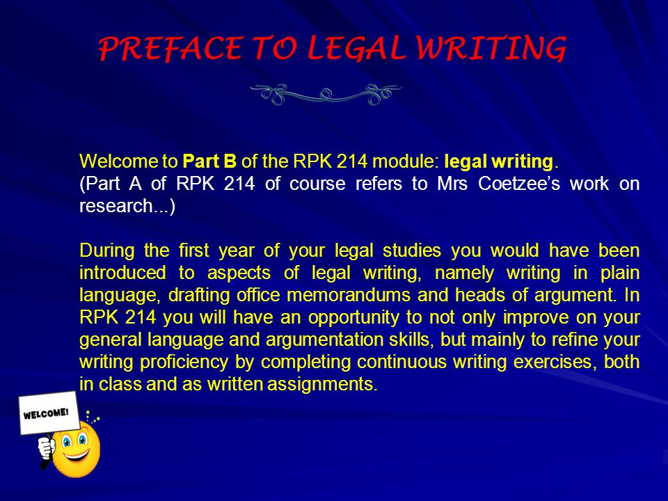 Lawyers in practice are generally judged by the final product they produce: the written, negotiated text.