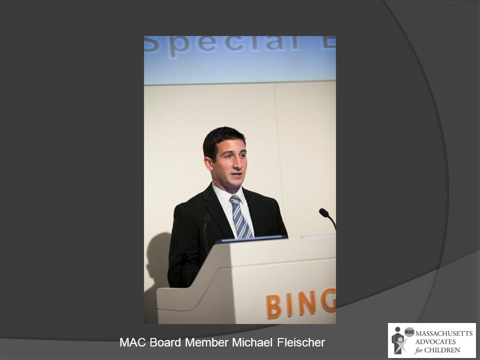 MAC Board Member Michael Fleischer