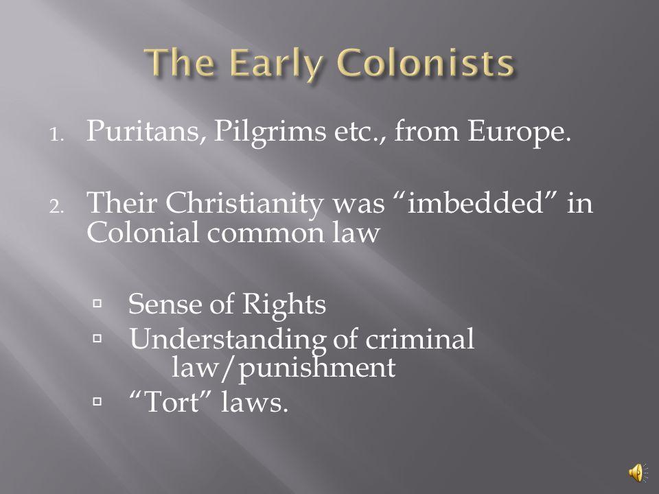 Various Religions Judeo – Christian Non- Religious.