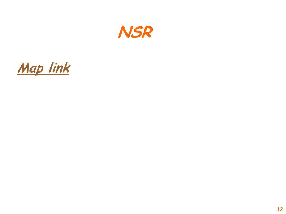 NSR 12 Map link