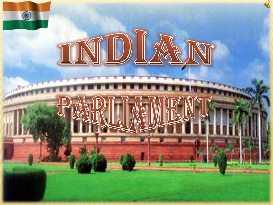 What does Parliament consist of?