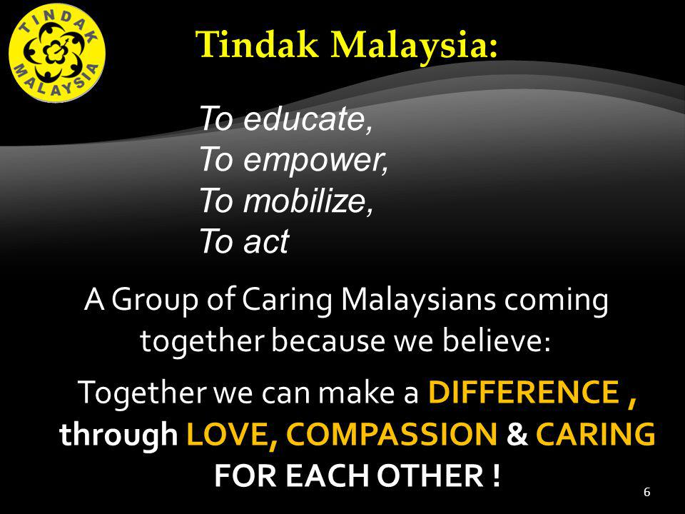 27 Break it up .M4C Part 1: Save Malaysia for Our Children.