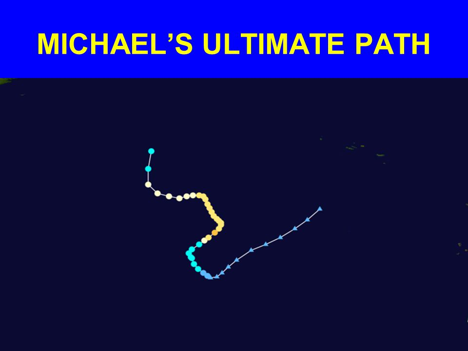 MICHAELS ULTIMATE PATH