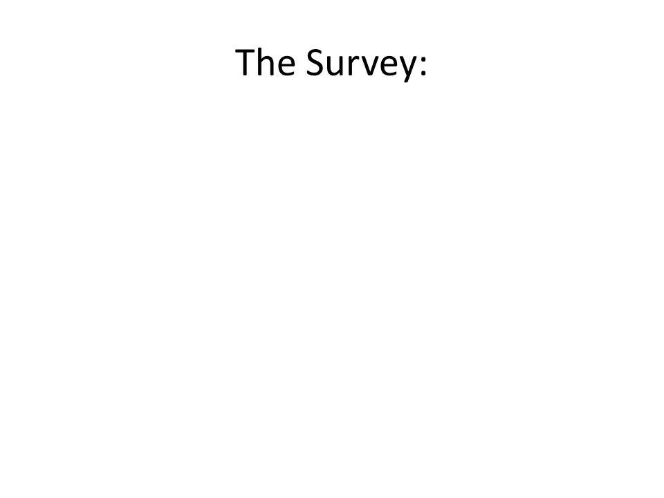 The Survey: