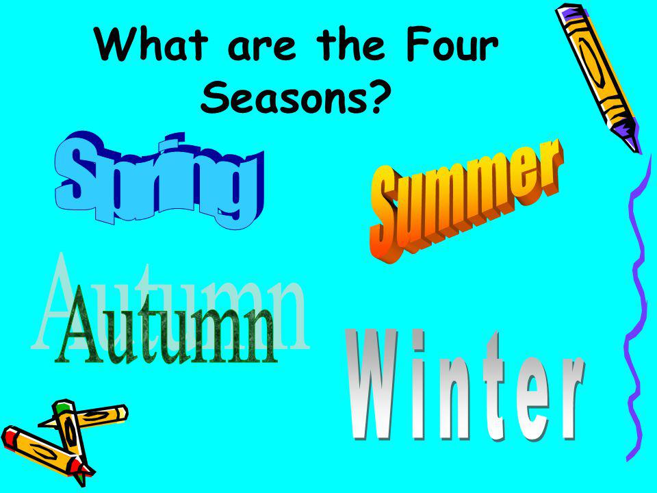 Autumn Facts: Autumn is also called Fall The Autumn season lasts from September 21 – December 20 Autumn is the third season of the year.