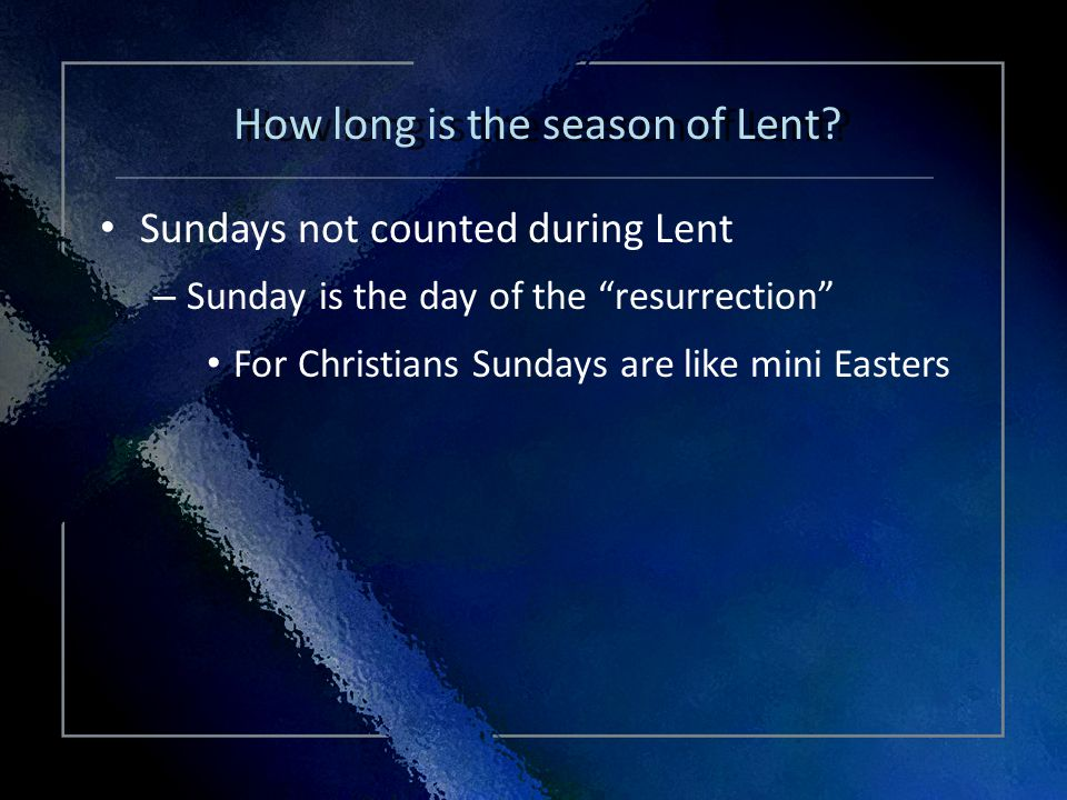 Click Title Lent is about conversion, turning our lives more completely over to Christ and his way of life – That always involves giving up sin in some form – Conversion means leaving behind an old way of living and acting in order to embrace new life in Christ Lent is about conversion, turning our lives more completely over to Christ and his way of life – That always involves giving up sin in some form – Conversion means leaving behind an old way of living and acting in order to embrace new life in Christ Giving Something Up for Lent