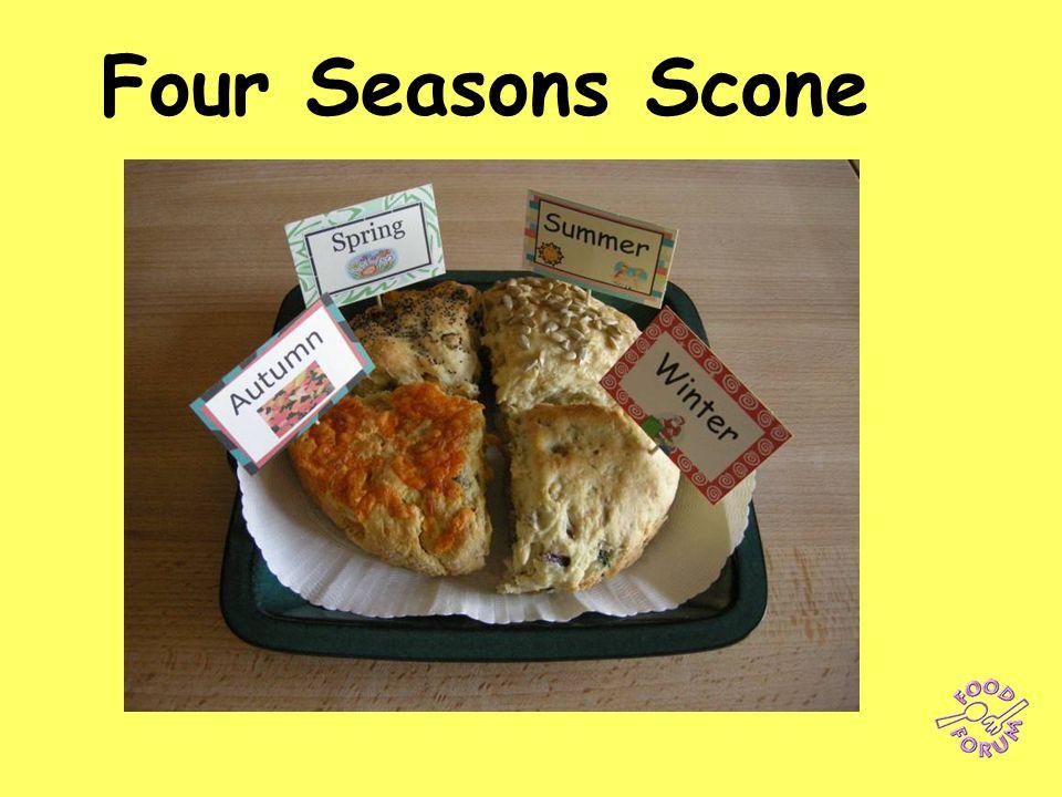 Four Seasons Scone