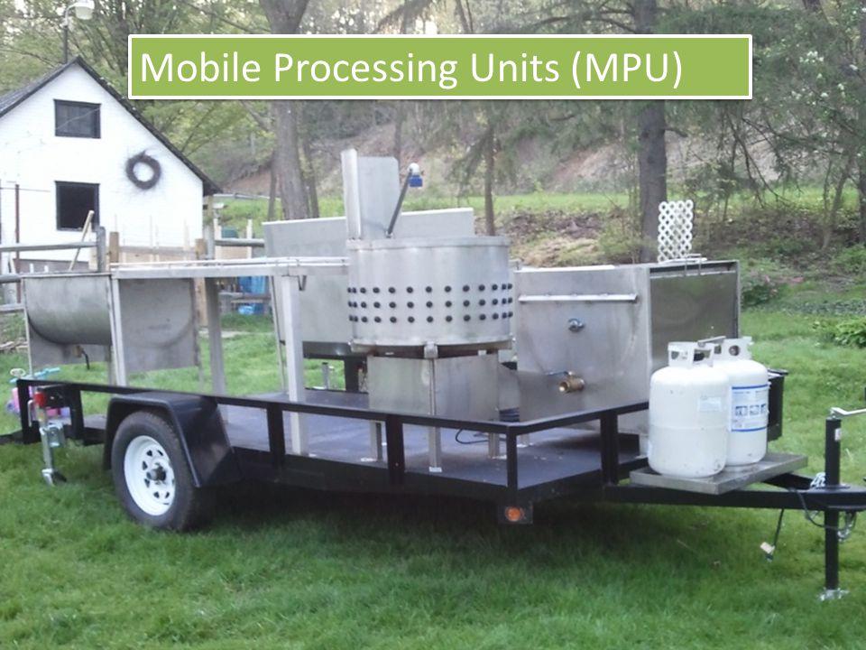 Mobile Processing Units (MPU)