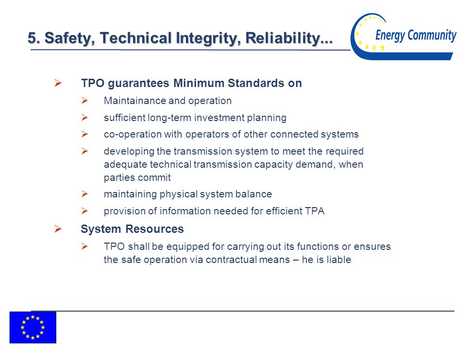 17 5. Safety, Technical Integrity, Reliability...