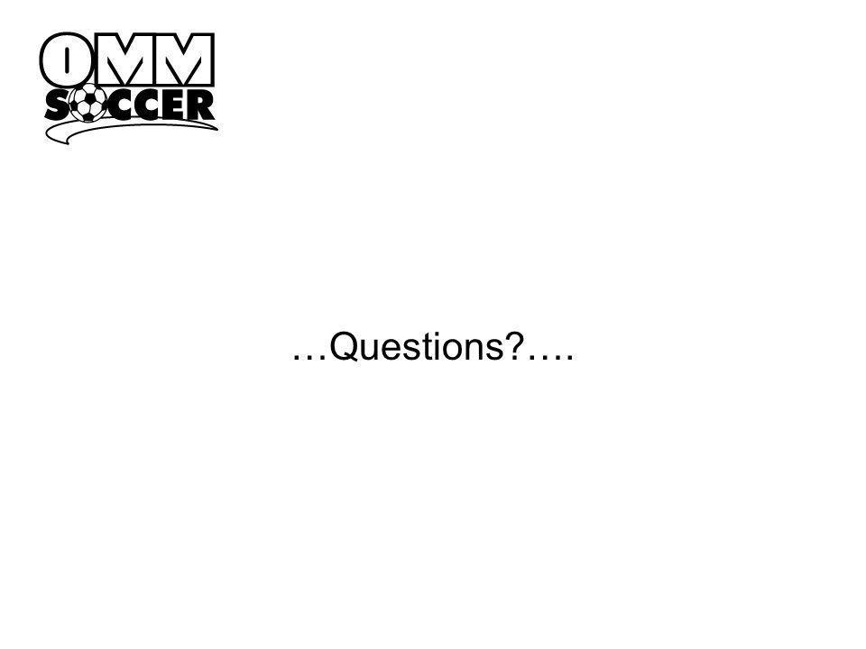 …Questions ….
