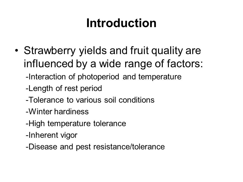 High Tunnels Disadvantages Cost of the tunnel Powdery mildew can be more problematic Mites are often more of a problem