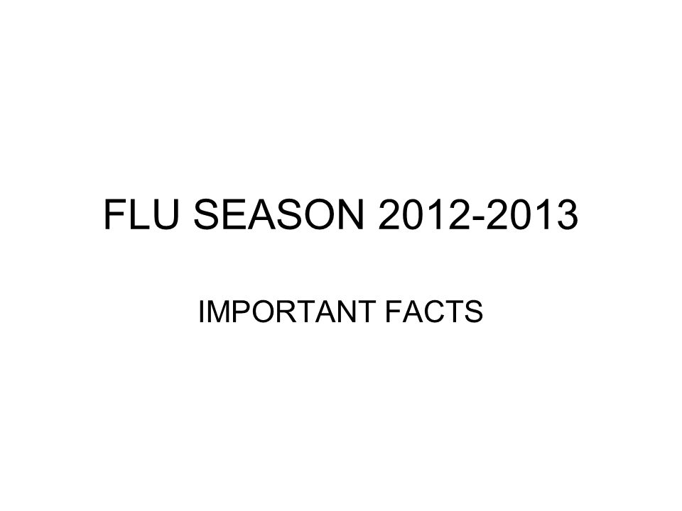 Components for flu vaccine 2012- 2013 On February 23, 2012 the WHO recommended that the Northern Hemisphere s 2012-2013 seasonal influenza vaccine be made from the following three vaccine viruses: an A/California/7/2009 (H1N1)pdm09-like virus; an A/Victoria/361/2011 (H3N2)-like virus; a B/Wisconsin/1/2010-like virus (from the B/Yamagata lineage of viruses).